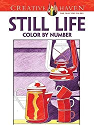 still life color by number
