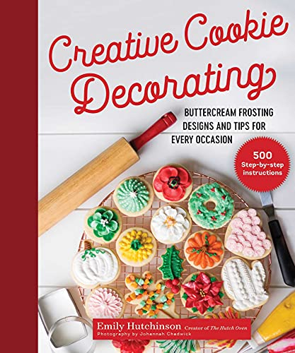 Creative Cookie Decorating: Buttercream Frosting...