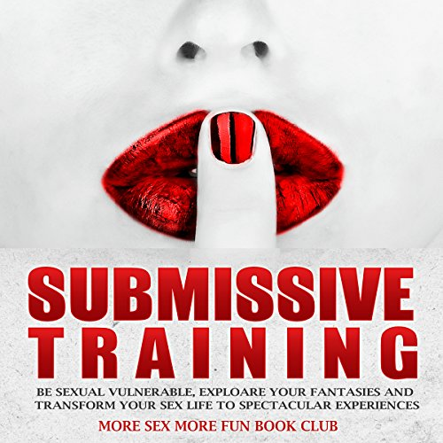 Submissive Training audiobook cover art