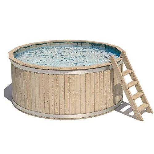 ISIDOR Pool Holzpool 240x107cm - 3