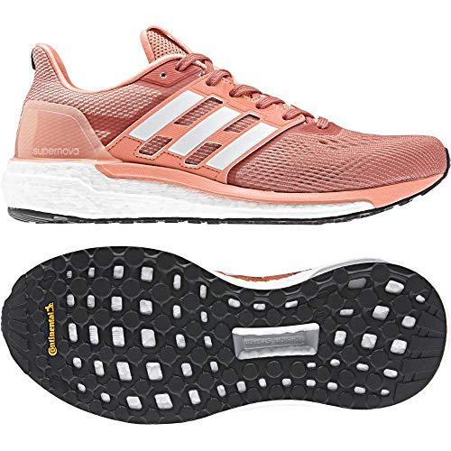 Adidas Supernova W, Zapatillas de Trail Running Mujer, Naranja (Esctra/Ftwbla/Cortiz 000), 38 EU