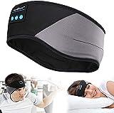 Auriculares Bluetooth para dormir, auriculares para dormir, auriculares Bluetooth para regalo, con altavoces estéreo HD ultrafinos, muy suaves para hacer deporte