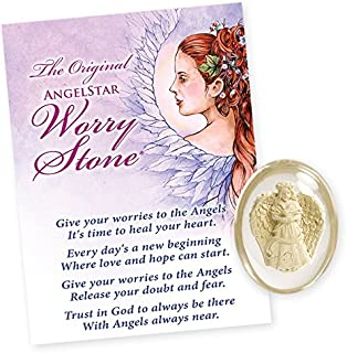 AngelStar Peace Angel Worry Stone