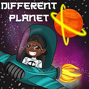 Different Planet (feat. Willie Cam)