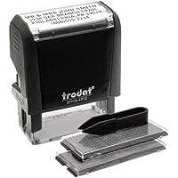 Trodat Printy Economy Self-Inking Customizable Message Or Address Stamp