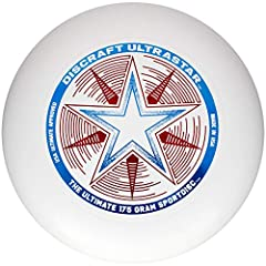 The world standard for the sport of Ultimate Official and exclusive disc of the USA Ultimate Championship Series since 1991. Listed among the 31 things all men should own by Esquire magazine 175 grams Foil color on the disc will vary