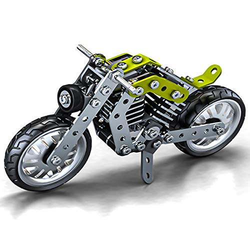 Caleson Motorcycle 3D Metal Puzzle Model Building...