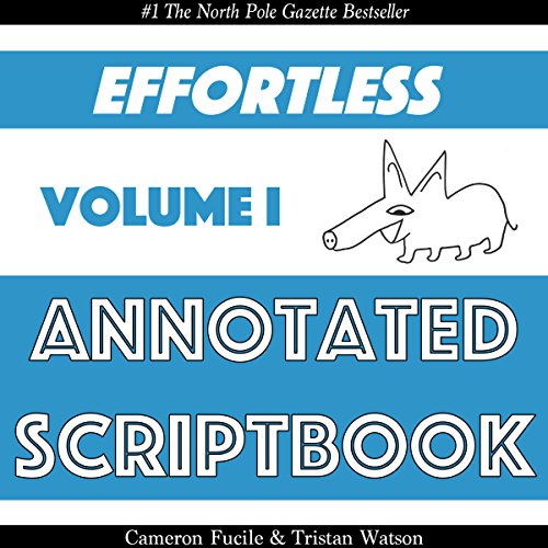 Effortless Annotated Scriptbook cover art