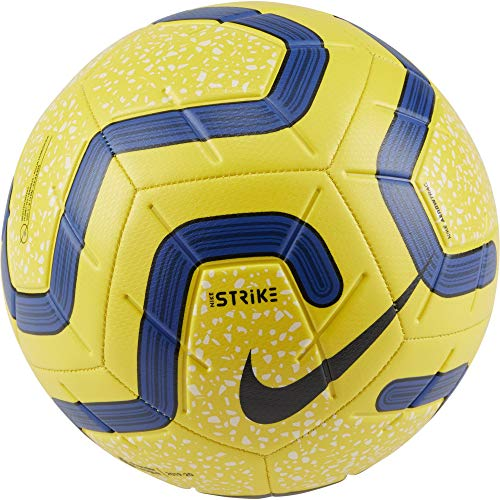 Nike Premier League Strike Hi-Vis Ball - Hi-Vis Yellow - Blue 5