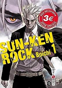 Sun-Ken Rock Prix découverte Tome 1
