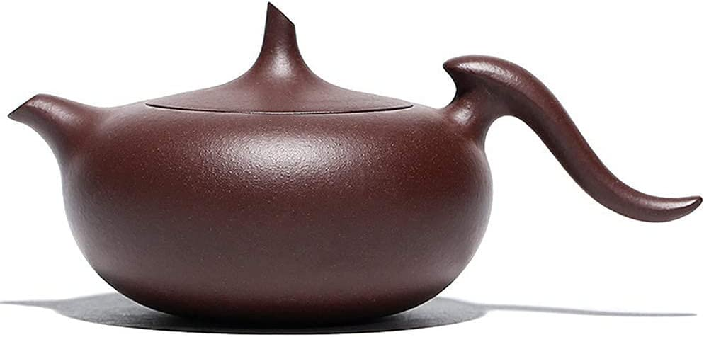 Teapot Japanese, Chinese Handmade Fu Purple Yixing Max 81% OFF Kung Max 61% OFF