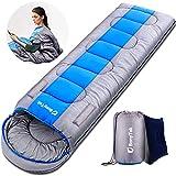 Best lightweight sleeping bag - BonyTek Sleeping Bags, Upgraded Waterproof Camping Sleeping Bag Review