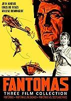 Fantômas Three Film Collection [DVD]