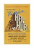 Engravia Digital Ben Hur Reproduction Autograph Signed Film