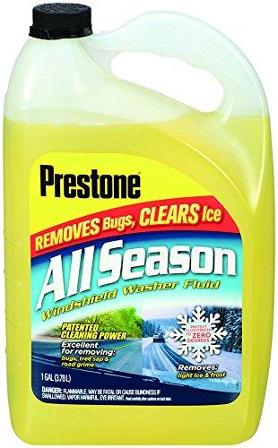 Prestone AS259 All Season Windshield Washer Fluid - 1 Gallon