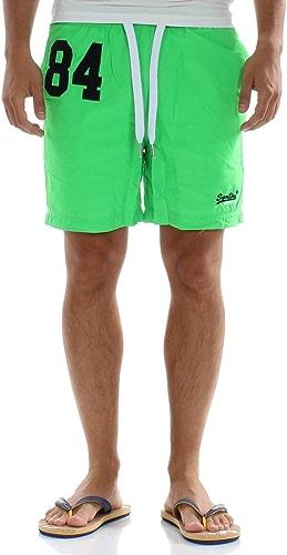courte Superdry Premium Water Polo Palm vert