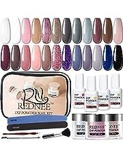 REDNEE Dip Powder Nail Kit Starter 24 Colors