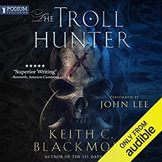 The Troll Hunter cover art