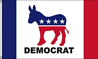 RFCO Democrat Democratic Party 3'x5' Polyester Flag