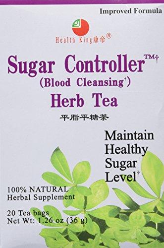 Health King Medicinal Tea Sugar Controller