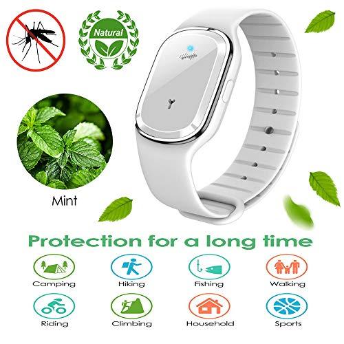Repelentes De Mosquitos Pulseras Antimosquitos Mosquito Repellent Bracelet Anti Mosquito Band Electronic Mosquito Repellent Smart Watch Anti