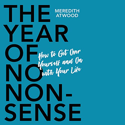 The Year of No Nonsense cover art