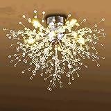 Plafoniere durevoli Modern Minimalista Minimalista Pallina da soffitto a sfera a sfera di modo caldo Moda Fuochi d'artificio stelle Plafoniera Soggiorno Camera da Letto Ristorante Abbigliamento Negozi