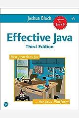 Effective Java Kindle Edition