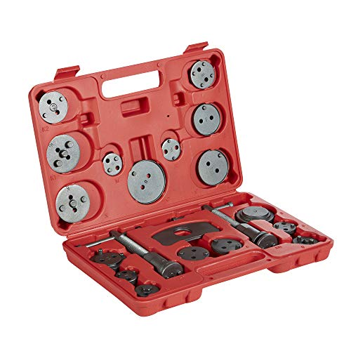 ZENO Universal 22 Piece Set Brake Caliper Piston Rewind Tool Kit Set Wind...
