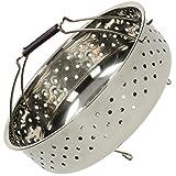 Moulinex Cesta de cocción al vapor de acero olla Cookeo CE7061 CE8511