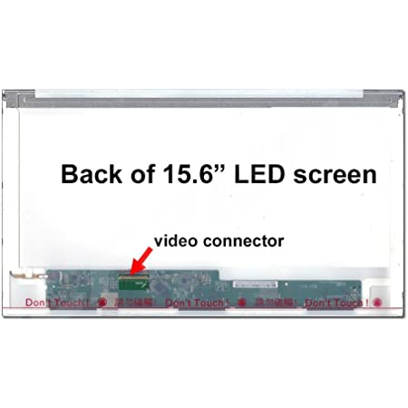 HP 2000-2B19WM New 15.6 LED LCD Replacement Screen LTN156AT27-H02
