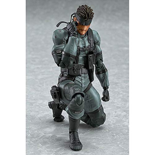 Collectible Figure Metal Gear Solid Sammelfiguren Model Figur Spielzeug Boxed Statue 15cm