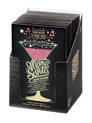 Drink Eraser Mano de Santo - Expositor con 15 dosis efervescentes