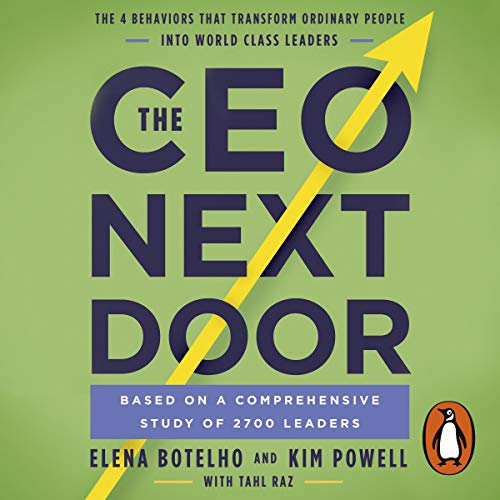 Couverture de The CEO Next Door