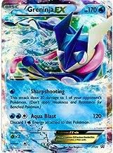 Pokemon - Greninja (XY20) - XY Black Star Promos - Holo