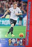1x Einzelposter Bastian Schweinsteiger Star-Poster Deutsche