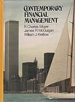 Contemporary Financial Management 082990400X Book Cover