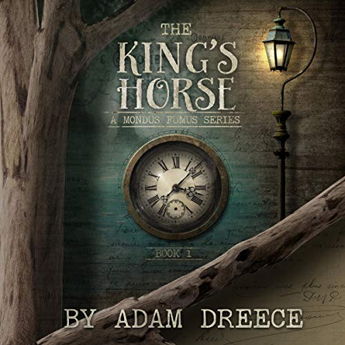 Couverture de The King's Horse