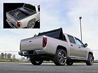 HS Power Tri-Fold Soft Tonneau Cover 95-04 for Toyota Tacoma 89-94 Pickup Truck 6' Short Bed