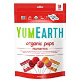Yummy Earth, Organic Lollipops, 50 Pops