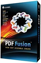 Corel PDF Fusion 1.11 Software (on USB Flash Drive)