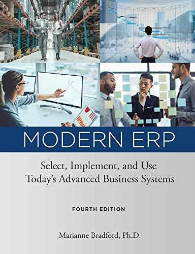 Modern ERP Select Implement and Use Today s Advanced Business Systems product image