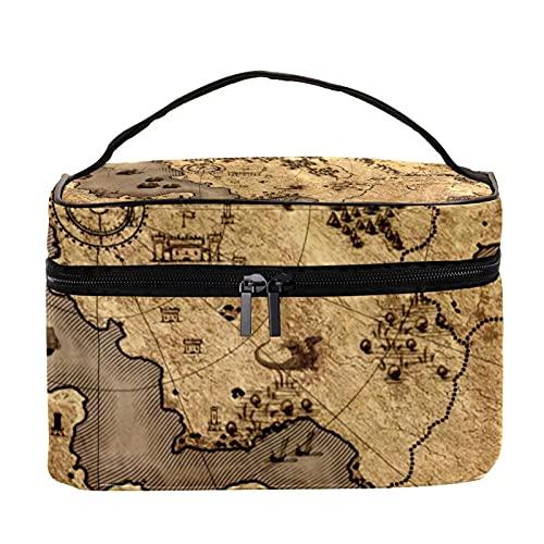 Tribe Animal Skin (22,6 x 15 x 13,7 cm) Kit de viaje para hombres y mujeres Bolsa de bolsillo cosmético
