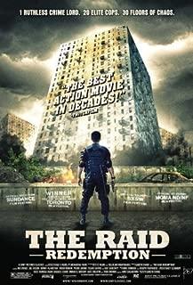 Raid Redemption Movie Poster #01 24x36