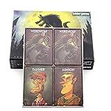 One Night Ultimate Werewolf, Tarjeta de Juego Tarjetas de Juego Juego...