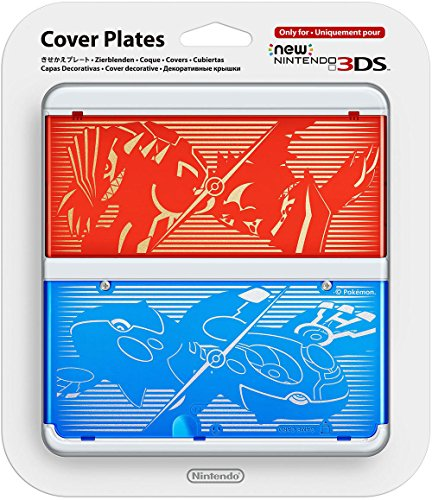 New Nintendo 3DS Zierblende 009 (Pokémon)