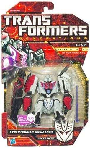 Cybertron Megatron Transformers  Generations Action Figure by Hasbro