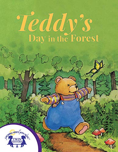 Teddy's Day in The Forest (Storytime Books) (English Edition)