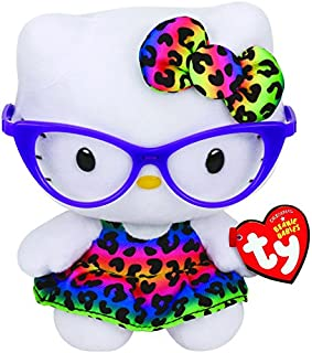 Ty Hello Kitty - Purple Glasses