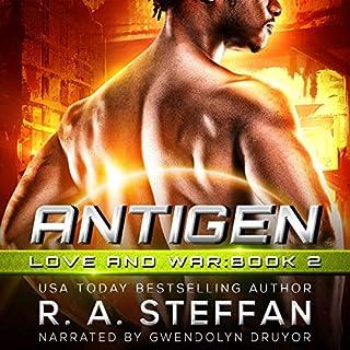 Antigen cover art